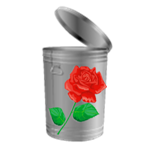 Garbage Rose