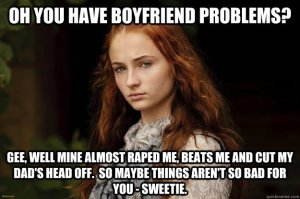 Sansa Boyfriend